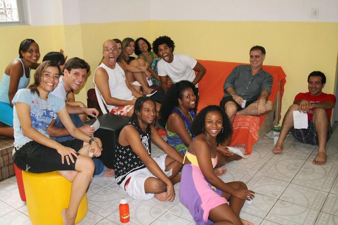 Turma de sábado 2011.1
