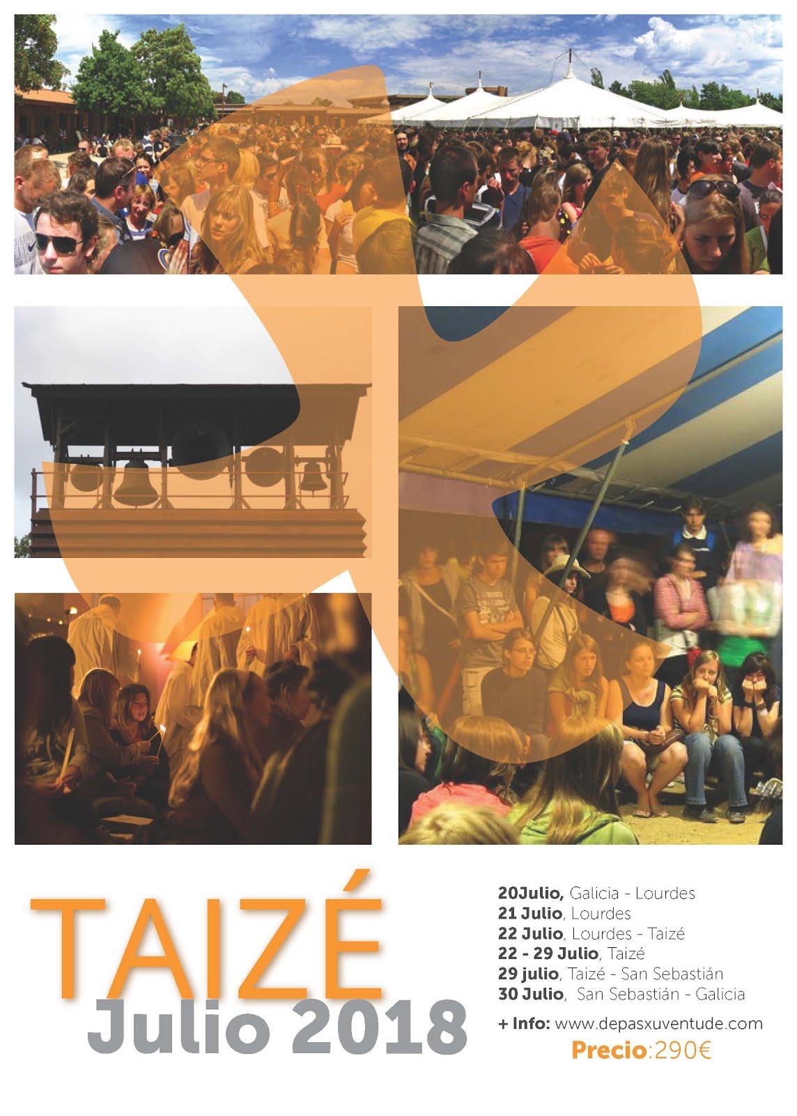 Viaje a Taizé