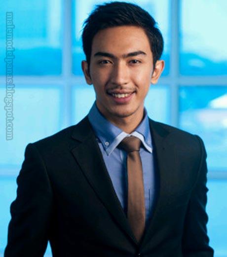 model ganteng indonesia