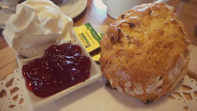 fresh scones yorkshire
