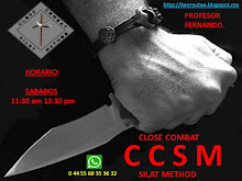 CLASES DE CCSM - CLOSE COMBAT SILAT METHOD