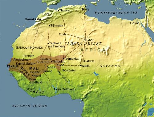 The Ancient Kingdom Of Mali8