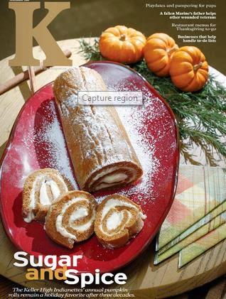 K Magazine November
