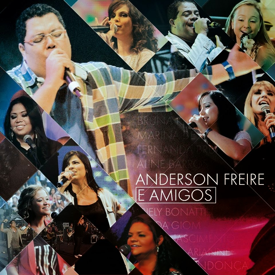 Download - CD - Anderson Freire e Amigos - 2014