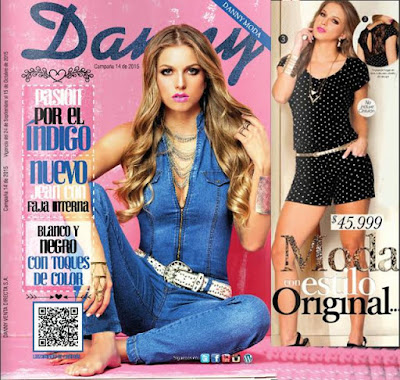 Catalogo Virtual Danny Campaña 14 2015