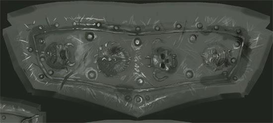 Troll Texture Detail #2
