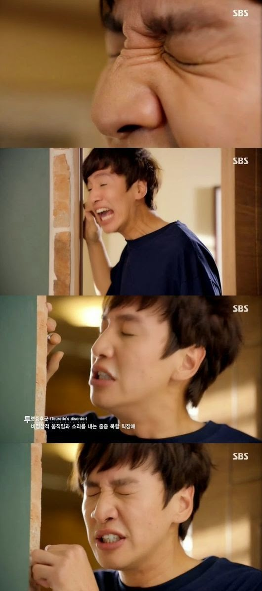 "Lee Kwang Soo impresses with the perfect portrayal of his character with Tourette syndrome on ""It's Okay, That's Love"""