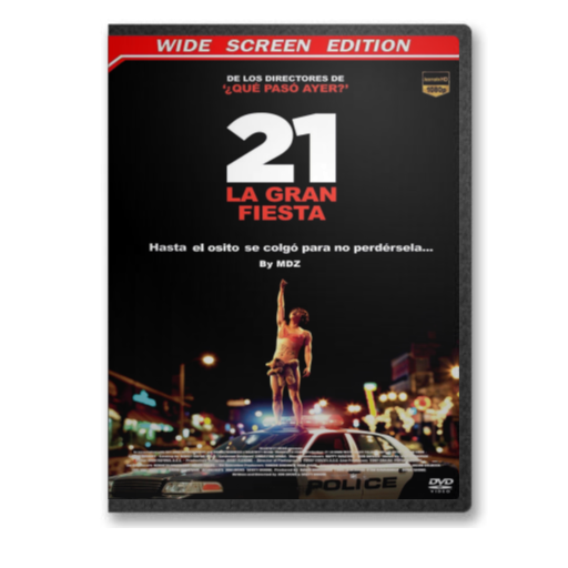 21 and Over 2013 DVDRip Subtititulado 1 Link Varios Servidores ZP-PL-FR-UL-DF-