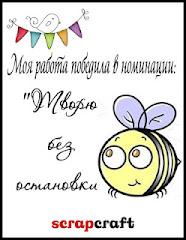 Номинация))))))))SCRAPCRAFT