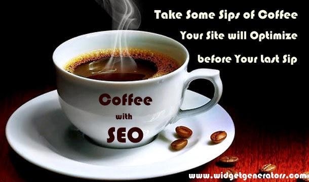 SEO with Coffee