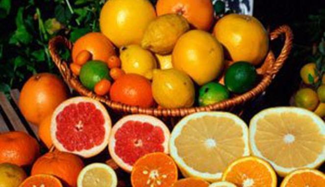 manfaat dari buah jeruk