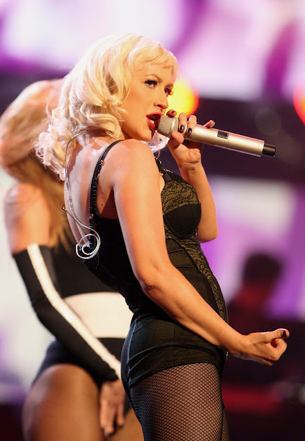Pictures of Christina Aguilera 41