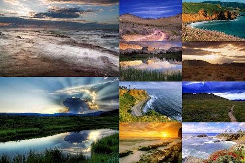 paisajes naturales hermosos. Paisajes naturales XII (11