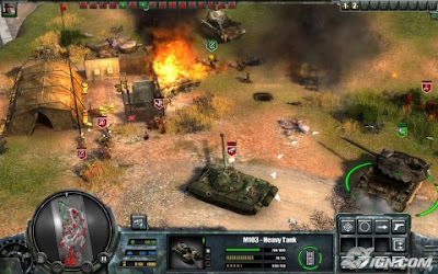 Codename+Panzers+Cold+War+pc+game Download Full Pc Game Codename Panzers Cold War