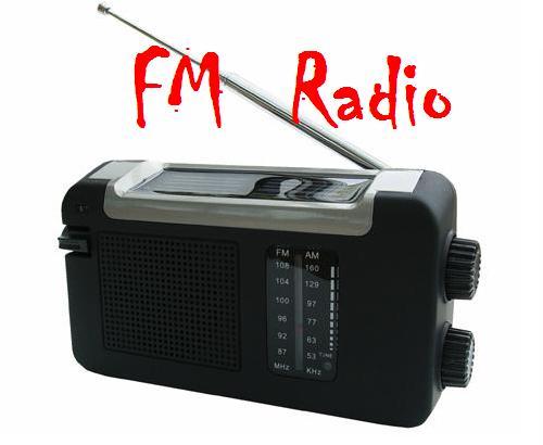 radio station essay