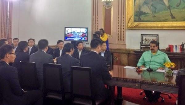 Venezuela firmó acuerdos con China para impulsar desarrollo habitacional