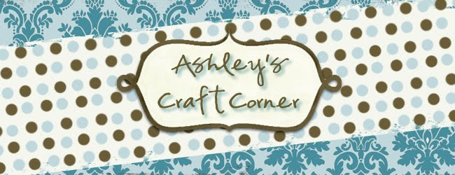 Ashley&#39;s Craft Corner