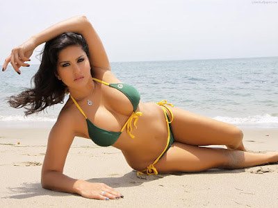 Indo-Canadian Glamour Model Sunny Leone is all set to join the contestants in the Bigg Boss-5 house this season