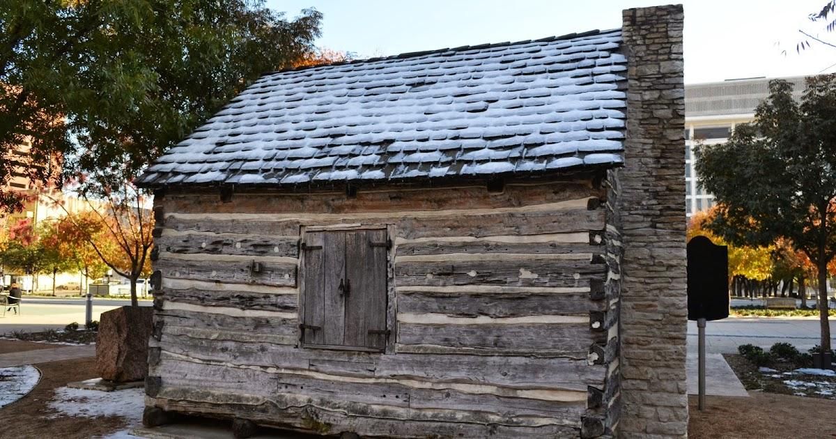 Travelin Man Dallas County Log Cabins