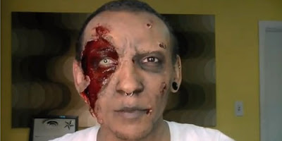 Zombie Make Up video Vol.5: bocca e volto