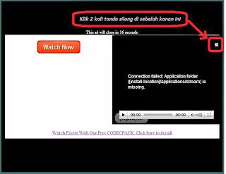 Cara menonton gratis TV Online Stream di PC
