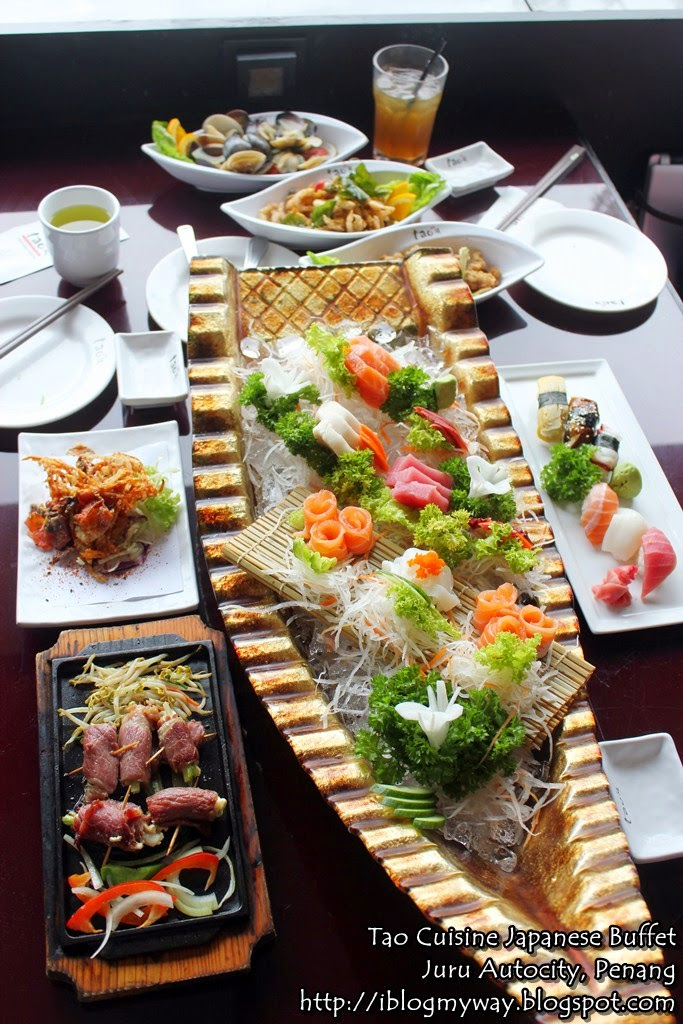 Tao Cuisine Japanese Buffet Juru Autocity