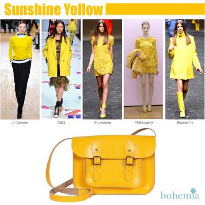 Bohemia satchels