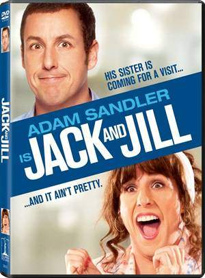 Jack and Jill DVDR NTSC Español Latino ISO 2011