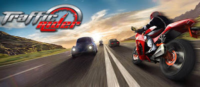 Traffic rider Android apk game. Traffic rider free download