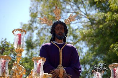 Semana santa cautivo santa genoveva