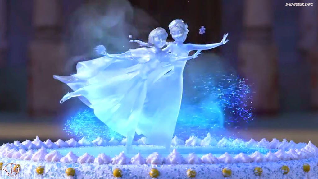 Frozen Fever Movie Wallpaper Kristoff Elsa Anna Olaf ShowDesk