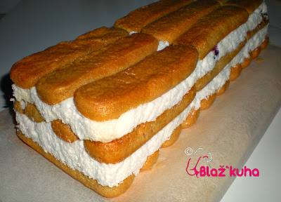 kompot višnje, torta, kolač, recept za sladice