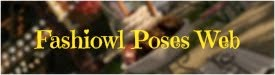 Fashiowl Poses Web Page