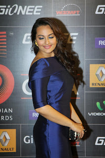 Stunning Sonakshi Sinha Global Indian Music Awards 2014 (9).JPG