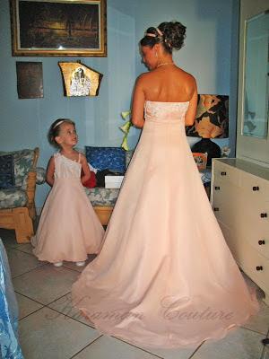 abito da sposa su misura,abiti di irina karaman,abito lungo