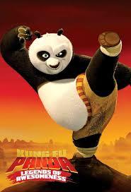 Kungfu Gấu Trúc : Huyền Thoại Chiến Binh Phần 2 - Kung Fu Panda: Legends of Awesomeness Season 2