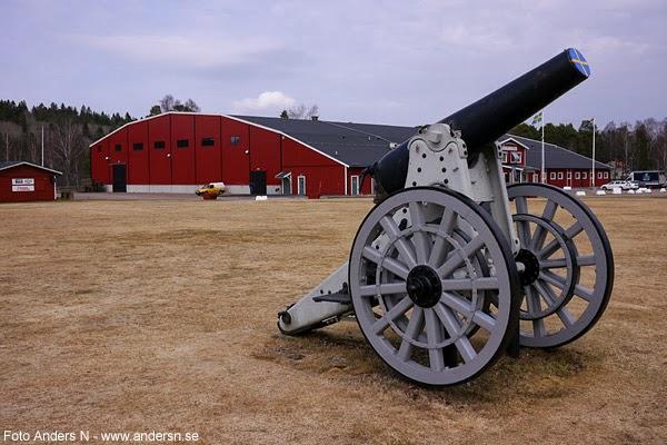 tånga hed, övningsfält, vårgårda, kanon, artilleri, militär
