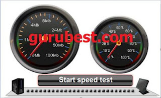 how to check your internet and download speed online