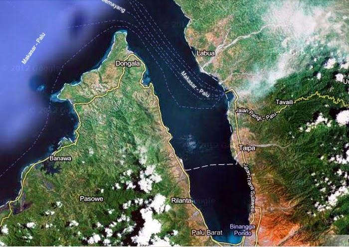 Palu, Kota Pangkalan Kapal Selam Indonesia