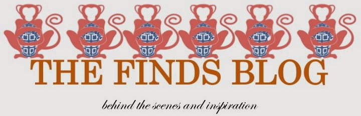 THE FINDS BLOG
