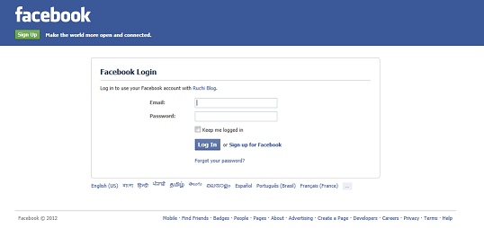 access facebook photos c#
