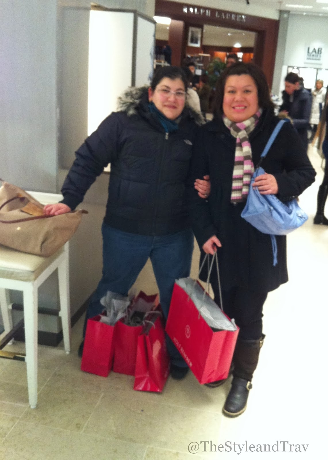 Boxing Day Shopping - Style and Travel Magazine