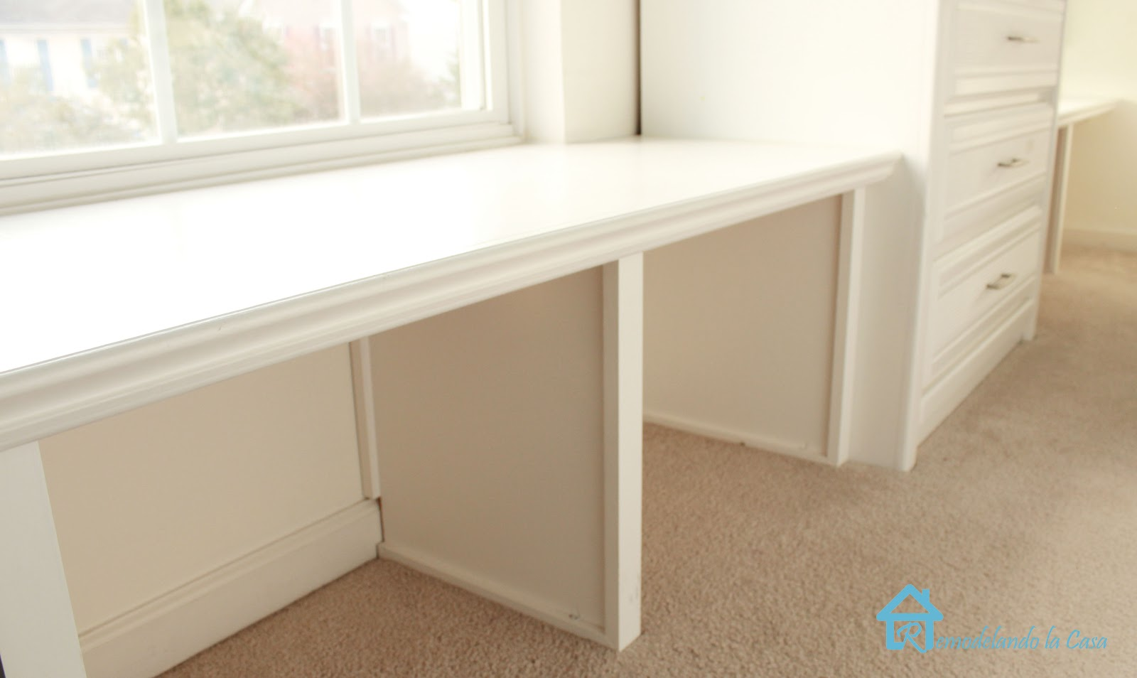 Remodelando La Casa Diy Window Bench