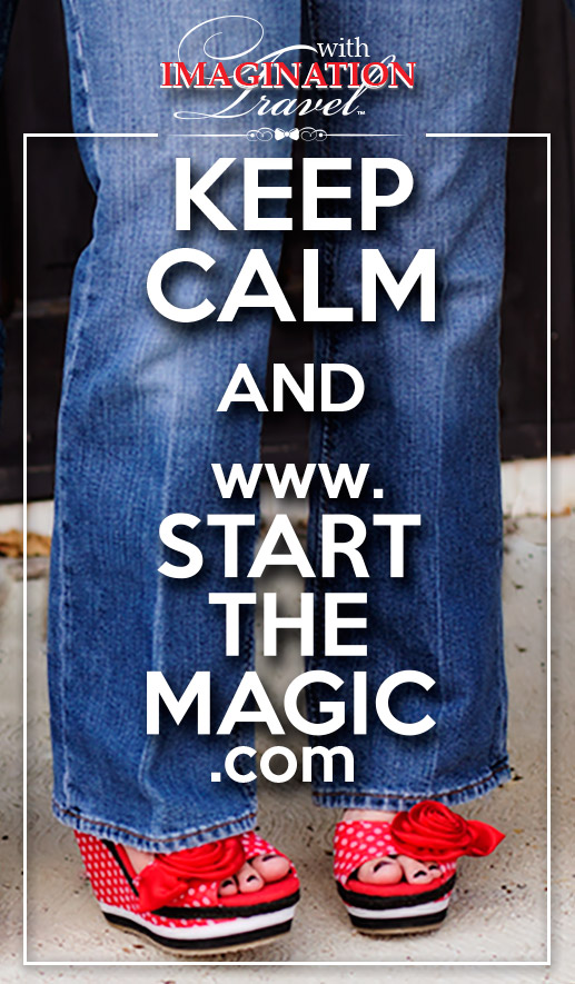 Start The Magic!