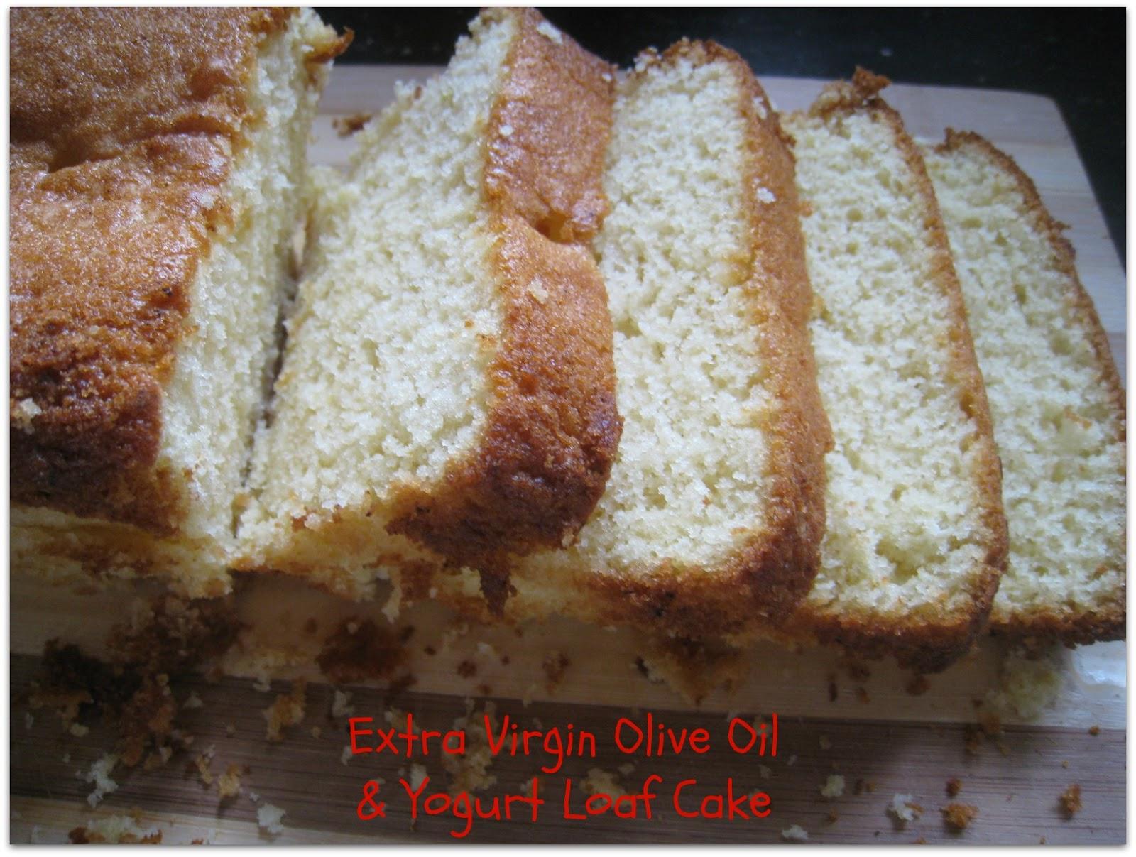 Olive Oil Cake Dorie Greenspan