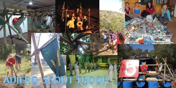 Adiero Scout Troop