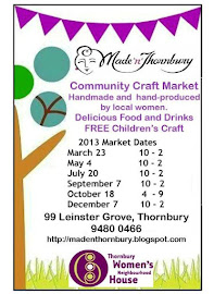 2013 Market Dates