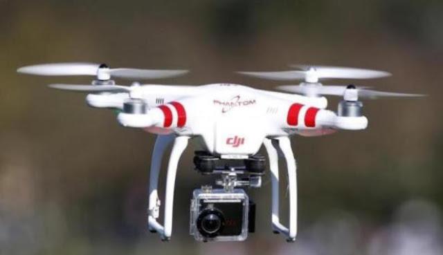 Di Indonesia Drone Tak Lagi Bebas Mengudara