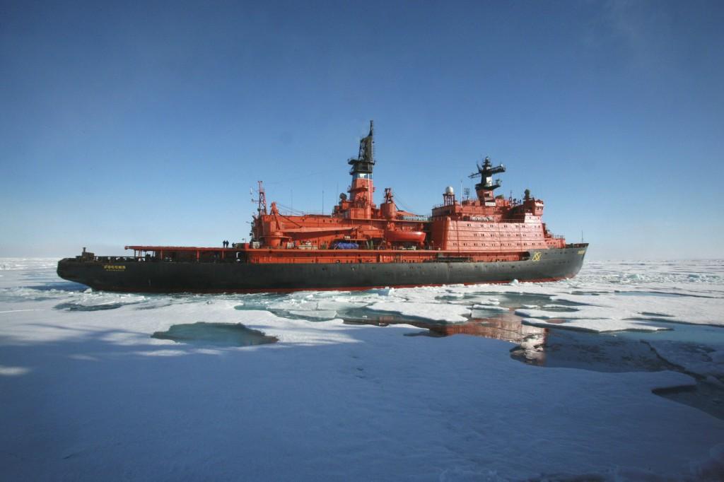 Битва за Арктику. Кто окажется слабее?