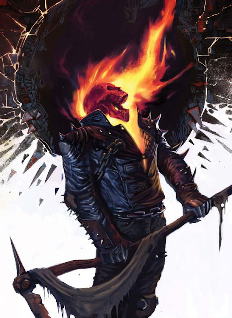 Ghost Rider Character Review - 1
